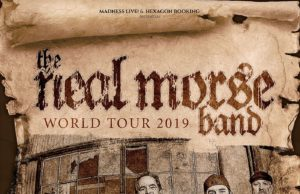 Poster The Neal Morse Band Gira España 2019